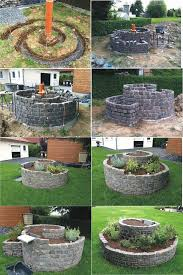 Diy Garden And Crafts - how to build a herb spiral all things gardening pinterest