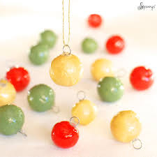 mini ornaments weliketheworld