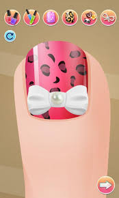 Nail Art Designs Games Art Nail Salon Girls Games Android Apps On Google Play