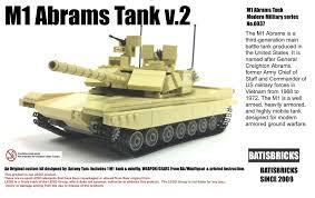 lego army tank m1 abram tank v2 u2013 batisbricks