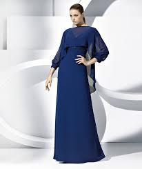 beaded jacket v neck dark blue evening dress on sale on