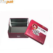 bulk empty cookie tins wholesale by zhou