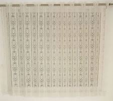 Cream Lace Net Curtains Lace Louvre Blinds Ebay