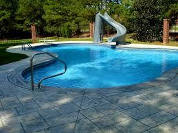 bedroom likable backyard oasis pools custom pool faux rock