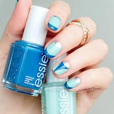 35 dainty light blue nails nail design ideaz