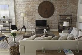 brick wallpaper ideas for living room on wallpaperget com