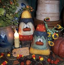Primitive Halloween Crafts Fall Patterns