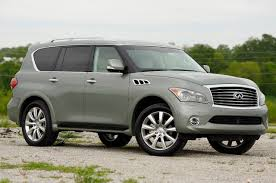 2012 Qx56 Review Infiniti Qx56 Prices Reviews And New Model Information Autoblog