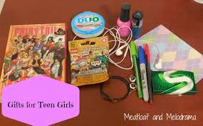 gifts for teen girls or why gift cards rock meatloaf and melodrama