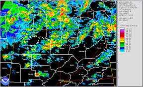 Ohio Radar Map by Weather Setup April 27th 2011 Historic Tornado Outbreak