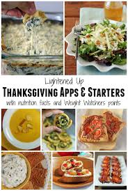 lightened up thanksgiving recipes roundup emily bites