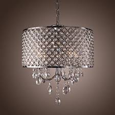 Living Room Ceiling Lights Lightinthebox Modern Chandeliers With 4 Lights Pendant Light With