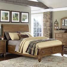 Oak Sleigh Bed Bedroom Oak Sleigh Bed King With Modern Sleigh Bed King For Bedroom