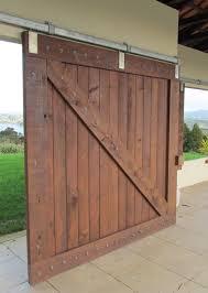 Barn Door Gate by Bespoke Projects Sliding Barn Doors Bespoke Projects