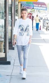 zendaya casual casual 9 style ways to look tomboy chic