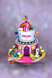 pony cake my pony cake for a girl who turned 5 birthday