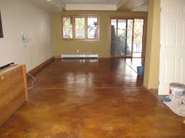 Wood Floor Paint Ideas How To Paint The Basement Floor Using Basement Floor Paint