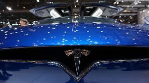suv tesla blue tesla model x review elon musk u0027s electric suv combines big range