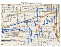 Illinois State Map by Will County Politics Redrawn Illinois State Legislative And State