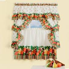 Country Style Kitchen Curtains by Modern Furniture Kitchen Curtains