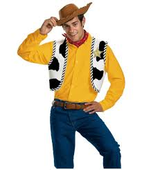 mens costumes disney woody kit costume men disney costumes