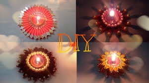 Decorations For Diwali At Home Diy Crafts 4 Easy Diy Diwali Diya Decoration Ideas Using Quilling