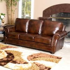 leather sofa with nailheads nailhead trim sofas u0026 loveseats hayneedle
