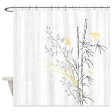 Curtains Birds Theme Oriental Shower Curtain Foter