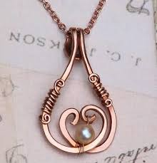 wire jewelry necklace images 598 best necklaces and pendants jewelry design wire and beads jpg