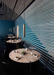 Interieur Mit Rustikalen Akzenten Loft Design Bilder For The New Karma Sushi Restaurant In Aarhus The Interior Design