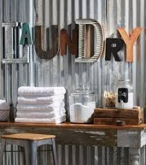 creative ways to use corrugated metal in interior design rustic