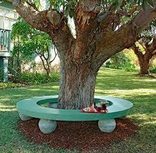 best 25 tree seat ideas on tree bench apple building