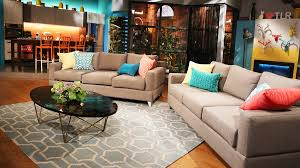 The Living Room Set Our New Set Network Ten