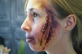 halloween tutorial cuts wounds and diseased skin thou shalt
