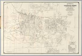 County Map Of Colorado by Leadville Mines California Mining District Lake County Colorado