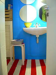 Red White And Blue Bathroom Boy Bathroom Photos Of Teenagers
