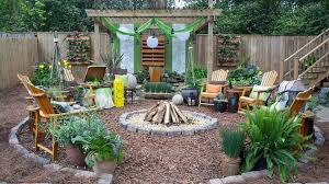 Idea For Backyard Landscaping by Backyard Oasis Beautiful Backyard Ideas