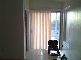 door awesome sliding glass door vertical blinds furniture window