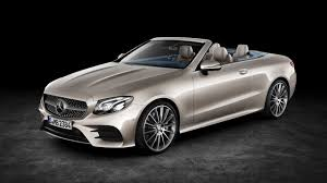 mercedes e class coupe cabrio get clever four cylinder engine