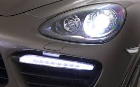 porsche cayenne headlights 2013 porsche cayenne gts drive motor trend