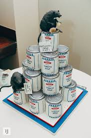 cool wedding cakes 5 wedding cakes that got guests talking