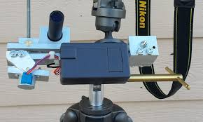 Barn Door Camera Mount by Arduino Controlled All Metal Barn Door Tracker Diy Astronomer