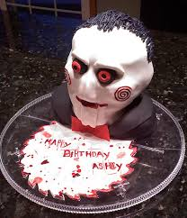 Movie Themed Cake Decorations 13 Scary Movie Cakes That Will Give You Nightmares Mindhut