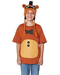 Freddy Krueger Halloween Costume Kids Nights Freddy U0027s Halloween Costumes Spirithalloween