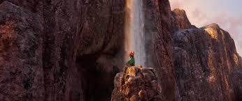 image brave merida waterfall jpg pixar wiki fandom