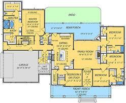 plan 83872jw southern house plan with bonus space southern
