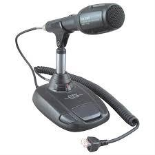 microphone de bureau yaesu md 100a8x de bureau microphone pour hf émetteurs récepteurs