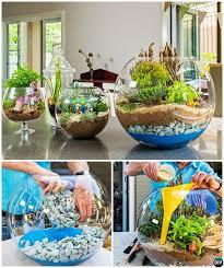 10 diy mini fairy terrarium garden ideas and projects gardening