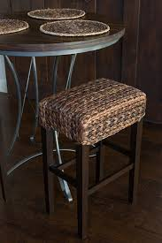 Seagrass Chairs Amazon Com Bird Rock Hand Woven Seagrass Backless Barstool Bar