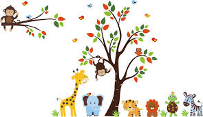 Wall Decals For Baby Room Baby Room Decals U2014 All Home Design Ideas Best Nursery Wall